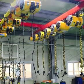 气动平衡器工程案例1